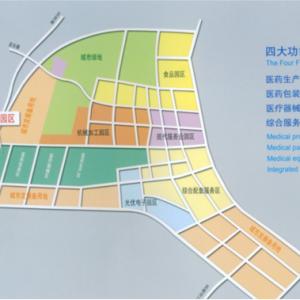 亚虎官方app官方网站市的三大园区建设