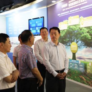 亚虎官方app官方网站市党政代表团到浙江省乐清市进行考察对接